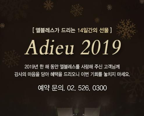 아듀2019